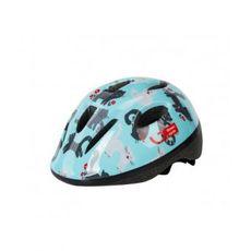 Шлем детский Green Cycle Kitty мятный, фото 1
