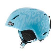 Шлем горнолыжный Giro Launch Milky Blue Leopard, фото 1
