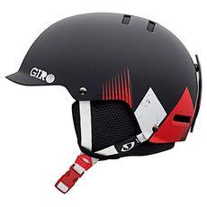Шлем горнолыжный Giro Vault Black Pusher, фото 1