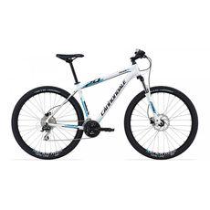 "Велосипед 27.5"" Cannondale Trail 6 XS гидравл. Promax Decipher, 24 ск., Acera 2015 белый, фото 1"