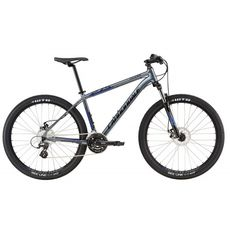 "Велосипед 29"" Cannondale Trail 7 2016 серый, фото 1"