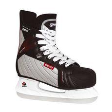 Хоккейные коньки Tempish Vancouver черные, фото 1