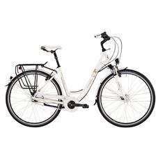 "Велосипед 28"" Bergamont Belami N7 C1 2015 white/gold (shiny), фото 1"