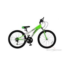 "Велосипед Ranger Colt Зеленый-белый (рама 13""), фото 1"