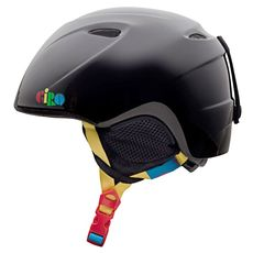 Шлем горнолыжный Giro Slingshot Black Multi, фото 1