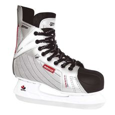 Коньки хоккейные Tempish Vancouver Silver, фото 1