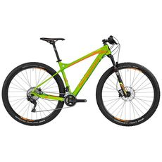 "Велосипед 29"" Bergamont Revox LTD Carbon 2016 apple green/orange, фото 1"