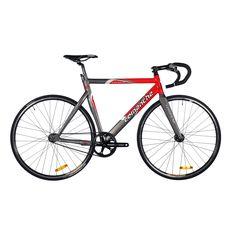 Велосипед Comanche Elit Серый-красный, фото 1