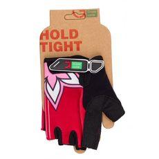 Перчатки Green Cycle NC-2334-2014 MTB Feminine без пальцев розовые, фото 1