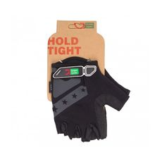 Перчатки Green Cycle NC-2312-2014 MTB Gel без пальцев черно-серый, фото 1