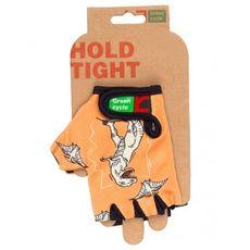 Перчатки Green Cycle NC-2335-2014 Kids без пальцев оранжевые, фото 1
