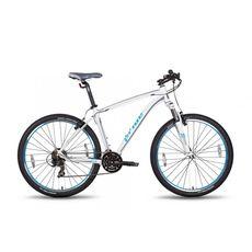 """Велосипед 27,5"""" Pride XC-650 V бело-синий матовый 2016, фото 1"""