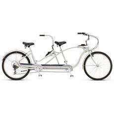 """Велосипед 26"""" Schwinn Tango Tandem 2016 silver, фото 1"""
