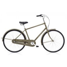 "Велосипед 28"" Electra Amsterdam Original 3i Men's Olive (SKD-00-37), фото 1"