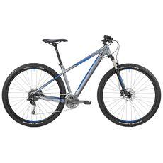 "Велосипед 29"" Bergamont Revox 5.0 2017 grey/blue (matt), фото 1"