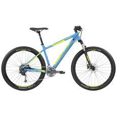 "Велосипед 27,5"" Bergamont Roxter 5.0 2017 cyan/neon yellow (matt), фото 1"