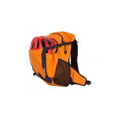 Рюкзак Green Cycle Rebel на 35л. вентилируемая спина и лямки, дождевик в комплекте, напоясные карманы, карман для шлема (BIB-03-24), фото 6