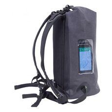 Рюкзак Green Cycle Rocksteady на 30л. вентилируемые лямки, комфортная спина, черный (BIB-07-43), фото 4