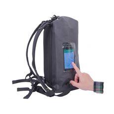 Рюкзак Green Cycle Rocksteady на 30л. вентилируемые лямки, комфортная спина, черный (BIB-07-43), фото 5