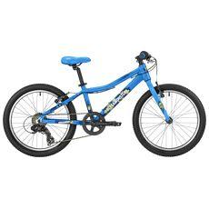 "Велосипед 20"" Bergamont Bergamonster 20 Boy 2017 cyan (shiny), фото 1"