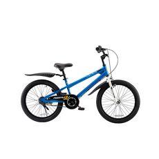 "Велосипед 20"" RoyalBaby Freestyle, синий, фото 1"
