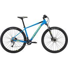 "Велосипед 29"" Cannondale Trail 6 SPB синий с салатовым 2018, фото 1"