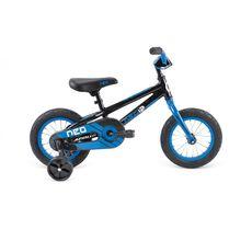 """Велосипед 12"""" Apollo Neo boys Gloss Charcoal/Gloss Blue, фото 1"""