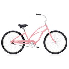 "Велосипед 26"" Electra Cruiser 1 Ladies' Pink (SKD-22-12), фото 1"