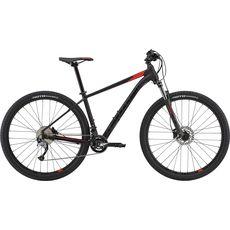 """Велосипед 27,5"""" Cannondale Trail 6 BLK черный матовый 2018, фото 1"""