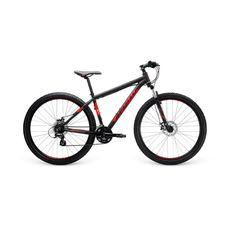"Велосипед 29"" Apollo Xpert 10 Matte Black/Matte Red/Matte White 2017, фото 1"