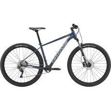 "Велосипед 27,5"" Cannondale Trail 4 SLA серо-синий 2018, фото 1"