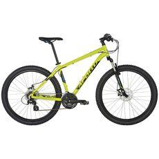 "Велосипед 27,5"" Apollo Aspire 20 Gloss Lime/Gloss Black/Gloss Blue 2017, фото 1"