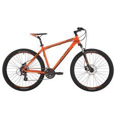 """Велосипед 27,5"""" Pride Rebel 7.2 оранжевый/тёмно-красный/черный 2017, фото 1"""