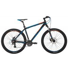 """Велосипед 27,5"""" Pride Rebel 7.2 черный/голубой/оранжевый 2017, фото 1"""