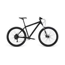 "Велосипед 27,5"" Apollo Aspire 40 Matte Black/Gloss Black 2017, фото 1"