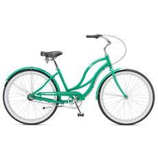 """Велосипед 26"""" Schwinn Fiesta Women green 2017 (SKD-71-24), фото 1"""