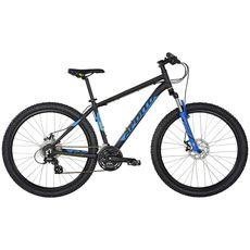 "Велосипед 27,5"" Apollo Aspire 20 Matte Black/Matte Blue/Matte Lime 2017, фото 1"