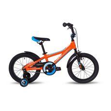 """Велосипед 16"""" Pride Tiger оранжевый/голубой/белый 2018 (SKD-80-94), фото 1"""