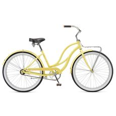 """Велосипед 26"""" Schwinn Slik Chik Women yellow 2017 (SKD-89-36), фото 1"""