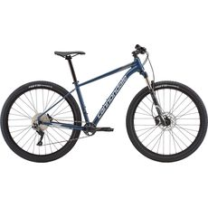 "Велосипед 29"" Cannondale Trail 4 SLA серо-синий 2018, фото 1"