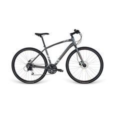 "Велосипед 28"" Apollo Trace 30 Matte Charcoal/Matte Silver/Matte Orange 2017, фото 1"