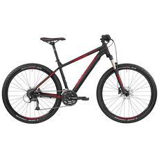 "Велосипед 27,5"" Bergamont Roxter 4.0 2017 black/red (matt), фото 1"
