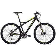 "Велосипед 27,5"" Bergamont Roxtar 4.0 FMN 2015 black/green/lime (matt), фото 1"