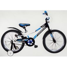 Велосипед Comanche Sheriff W20 Черный-синий-белый, фото 1
