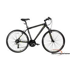 Велосипед Comanche Tomahawk Cross Черный, фото 1