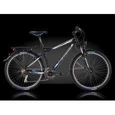 "Велосипед 26"" Bergamont Vitox ATB Gent 2015 black/white/blue (matt), фото 1"