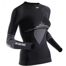 Термофутболка X-Bionic Energizer Mk2 Shirt Long Sleeves Woman B119 (I020275), фото 1