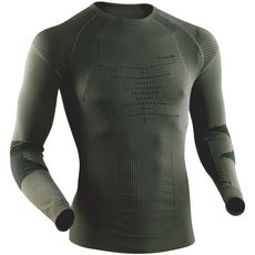 Термофутболка X-Bionic Energizer Combat Shirt Long Sleeves E122 (O20203), фото 1