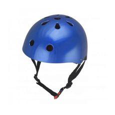 Шлем детский Kiddimoto Metallic, фото 1