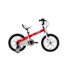 """Велосипед 16"""" RoyalBaby Honey, красный, фото 1"""
